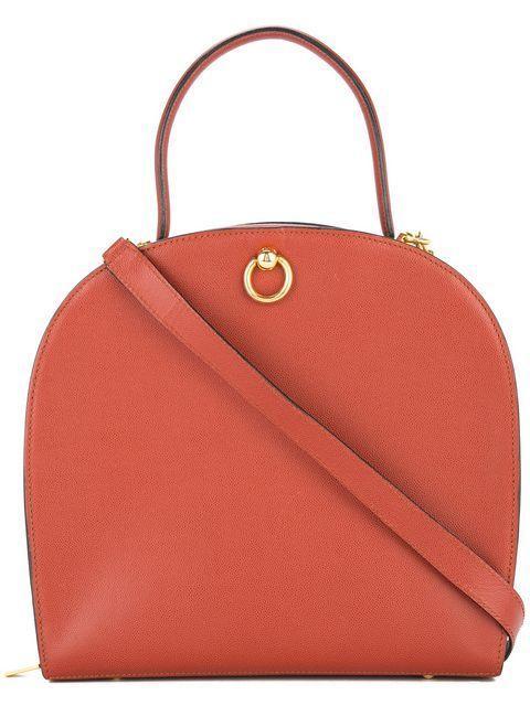 Celine Logos 2way Handbag