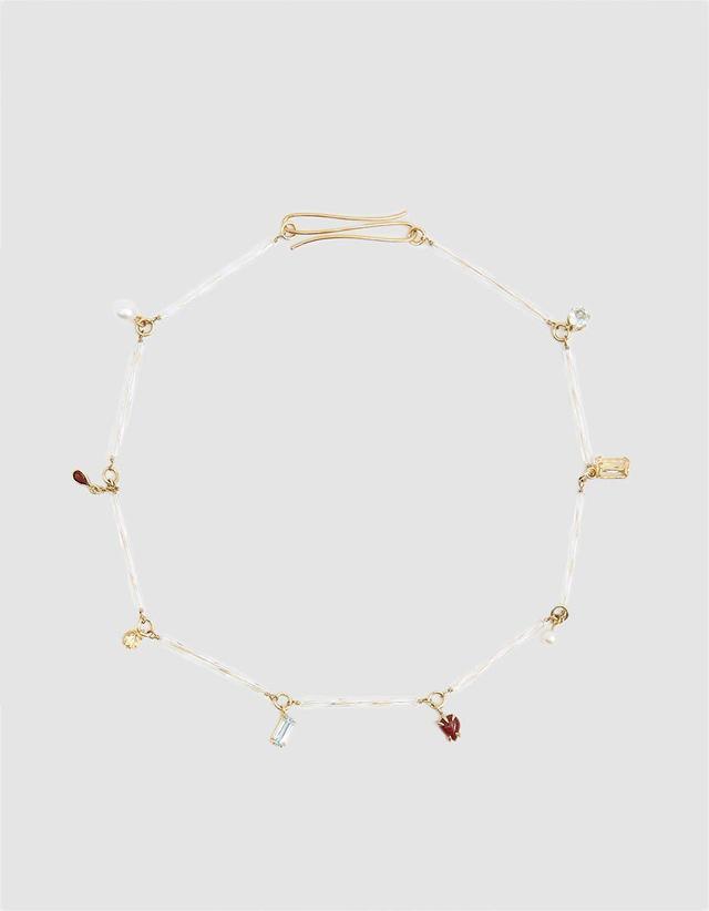 Charm Necklace Jewelry Trends 2019