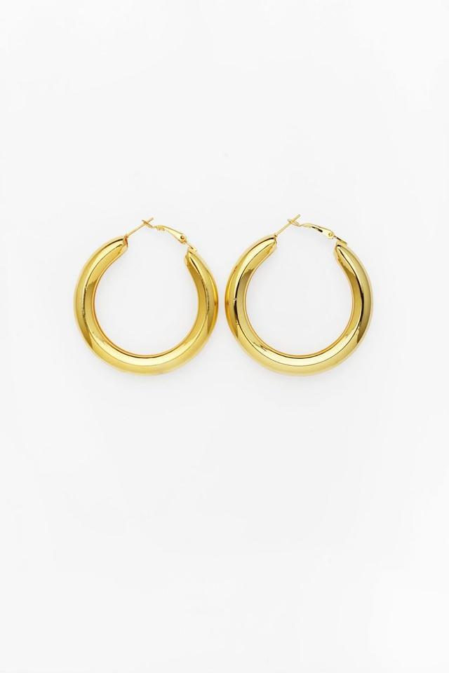 Gold Hoop Jewelry Trends 2019