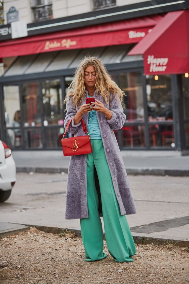 How to Dress Younger: Avoid matchy-matchy