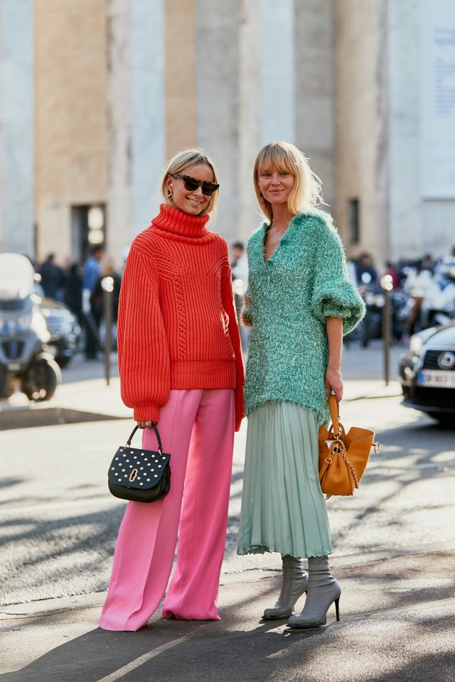 How to Look Younger: Wear Color