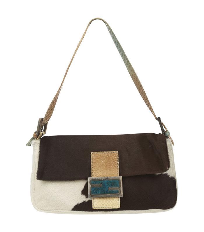 a696d371ac Vintage Fendi Baguette Bag
