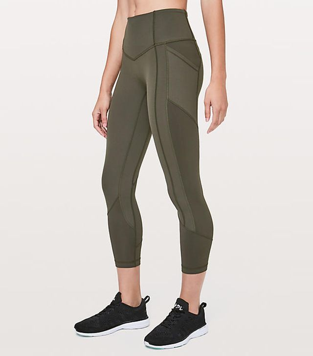 Lululemon All the Right Places Crop II 23""