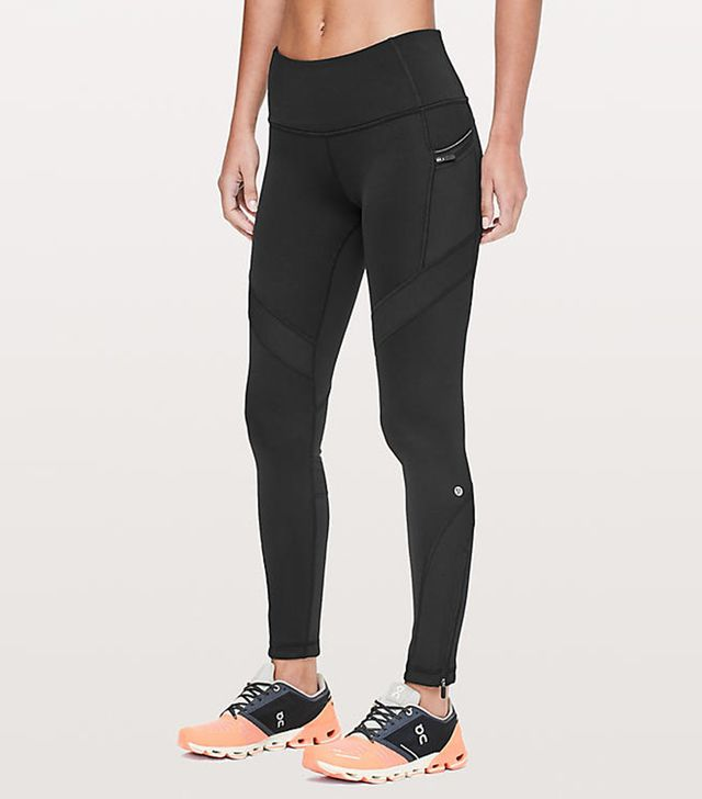 Lululemon Keep The Fleece Tights 28""