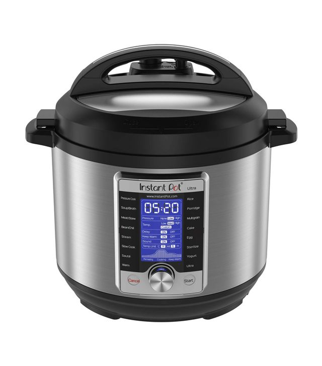 Instant Pot 10-in-1 Multi- Use Programmable Pressure Cooker