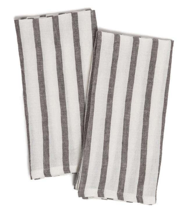 Parachute Set of 2 Linen Napkins