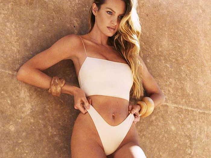 """The New """"Naked"""" Swimsuit Trend Celebs Are Loving Right Now"""