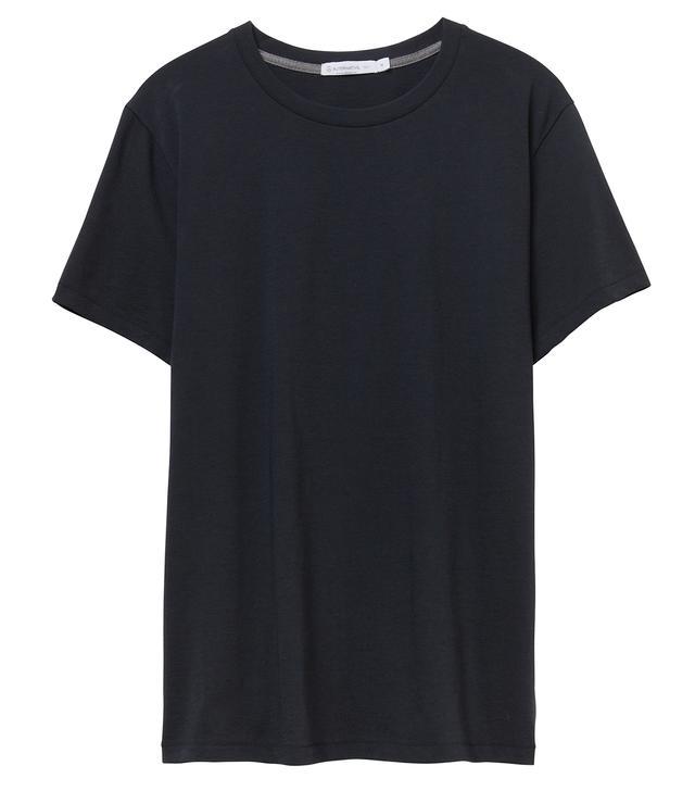 Alternative Apparel Perfect Crew Organic Pima T-Shirt