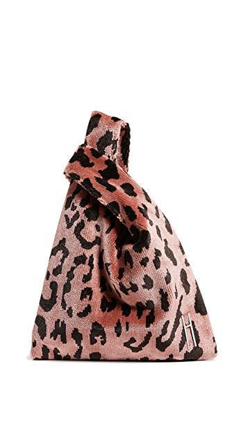 Hayward Venetian Brocade Mini Shopper Tote