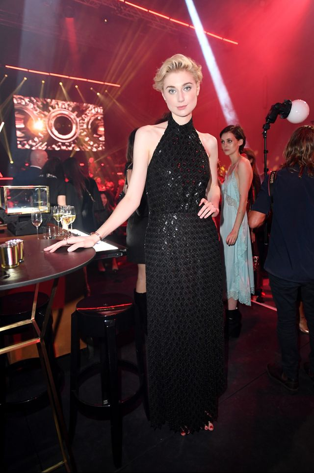 <p><strong>WHO</strong>: Elizabeth Debiki</p> <p><strong>WEAR</strong>: Cartier Juste Un Clou bracelet</p>