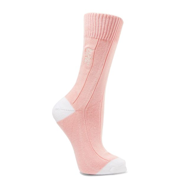 Les Girls Les Boys Classic Embroidered Cotton-Blend Socks 25