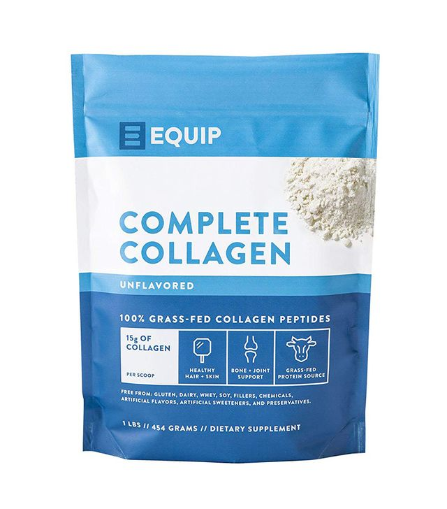Equip Complete Collagen Peptides Powder Supplement