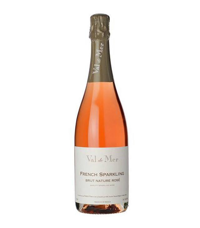 Val de Mer by Patrick Piuze Brut Nature Rosé