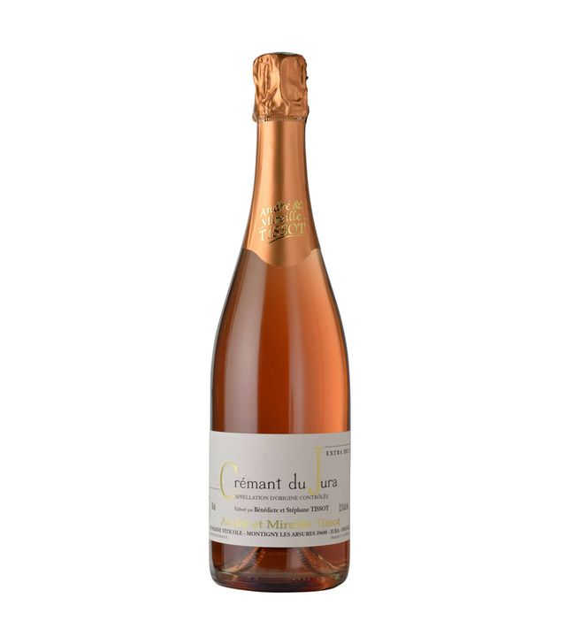 Tissot Crémant du Jura Rosé