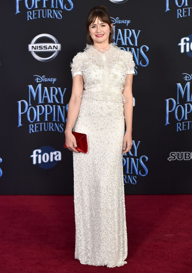 Mary Poppins Returns Red Carpet Photos