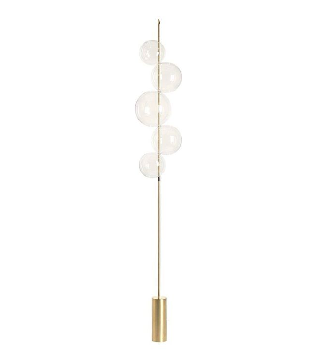 Silvio Mondino Studio Grandine Five Lights Contemporary Floor Lamp