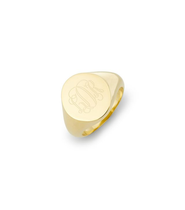 Brook & York Claire Signet Ring
