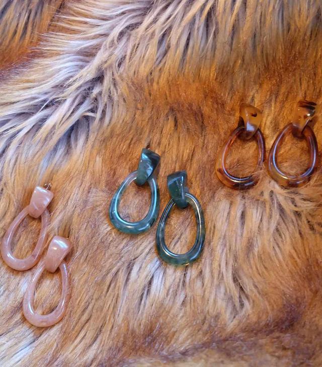 The Make Joan Earrings