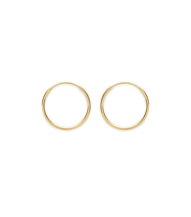 Stella and Bow Olivia Hoops