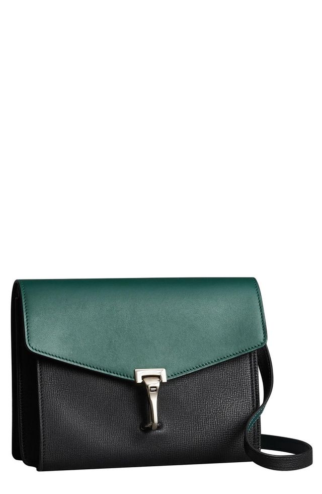 Burberry Small Macken Colorblock Leather Crossbody Bag 30th Birthday Ideas