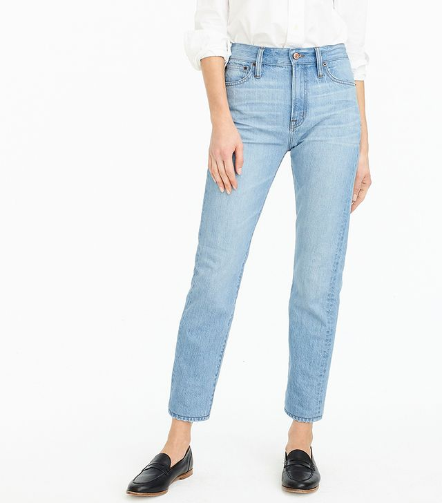 J.Crew Point Sur High-Rise Retro Straight Jeans