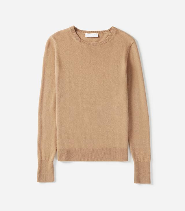 Everlane Cashmere Crew Sweater