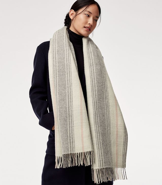 Auxiliary for Aritzia Banff Wool Scarf