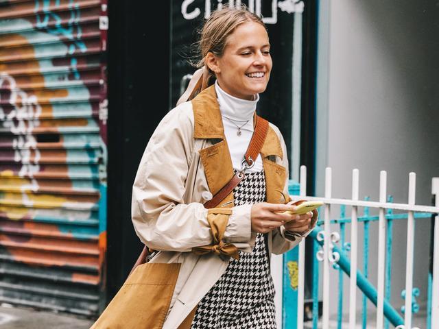 Zara chain print trend