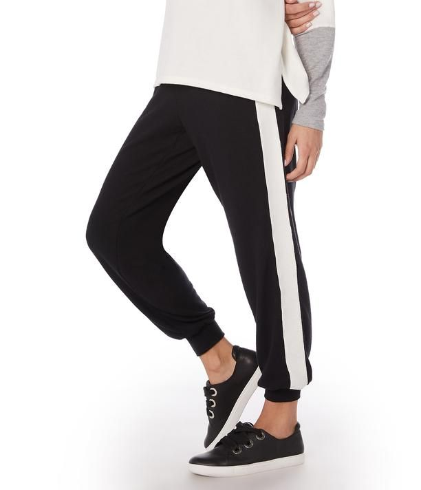 Michael Stars Madison Color Block Pants