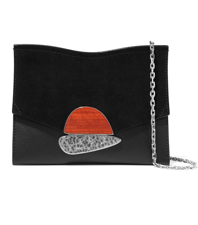 Proenza Schouler Curl Small Embellished Shoulder Bag