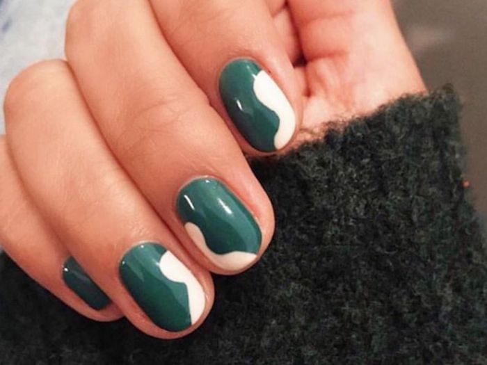 - These Are Our 22 Favorite Green Nail Designs Byrdie