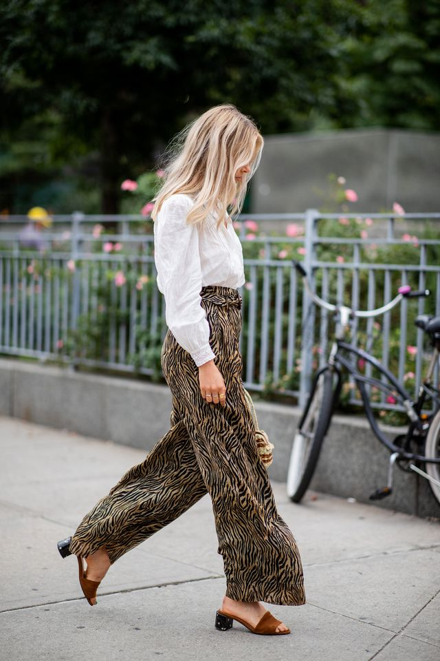 Day 27: Bold Trousers