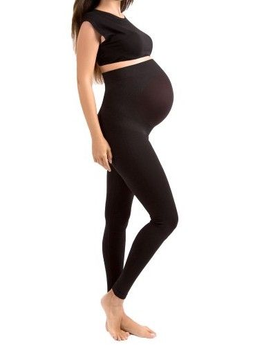 c1c8d18cf6ed4 These 17 Winter Maternity Leggings Are Essential | Who What Wear