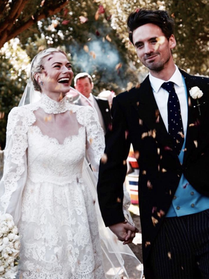 Non-Traditional Brides Will Love This Wedding Dress Trend
