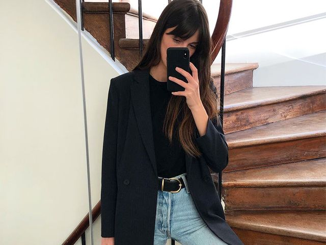 How French Girls Style Jeans
