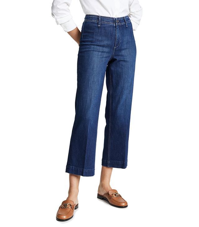 Paige Clean Front Nellie Jeans