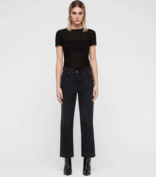 AllSaints Straight TY Jeans