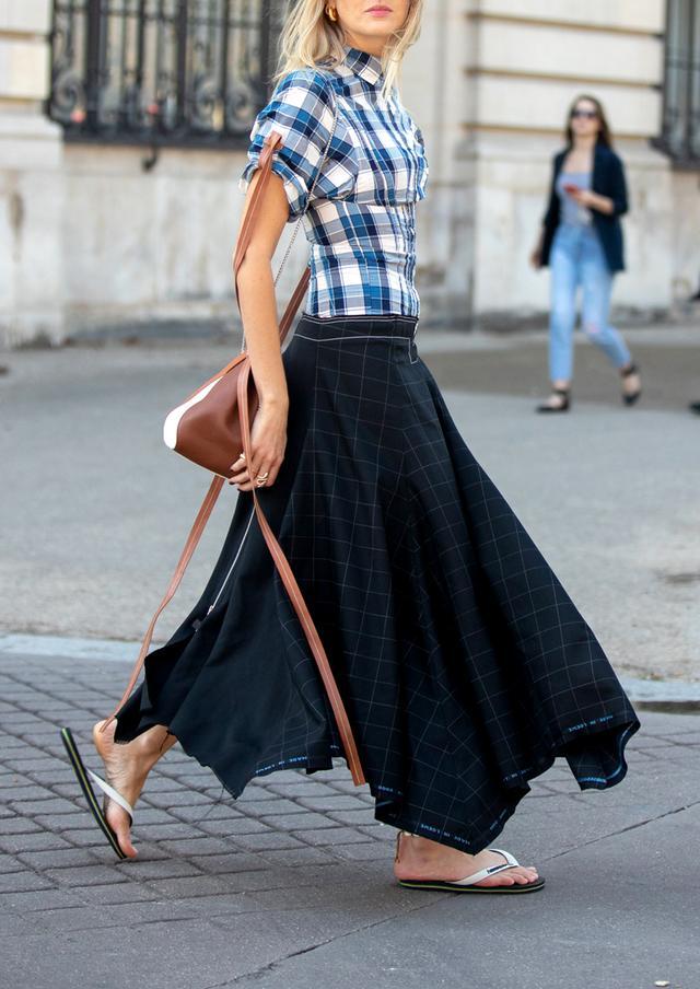 Flip-Flops Street Style