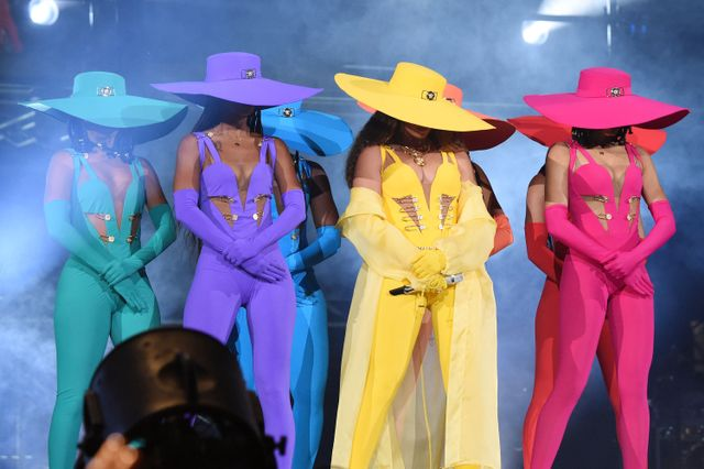 Beyoncé Global Citizen Festival Nelson 100 Concert