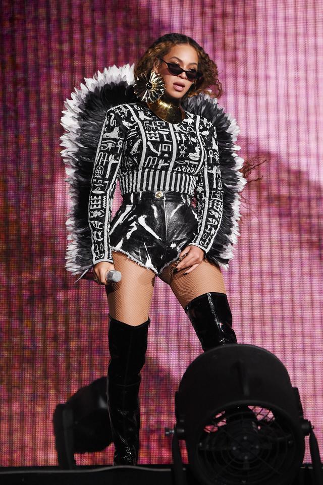 Beyoncé Global Citizen Festival Outfits