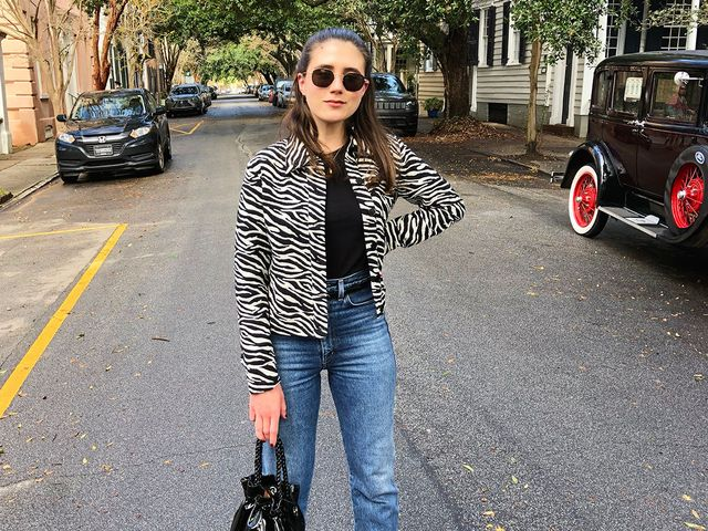 Allyson Payer Who What Wear editor
