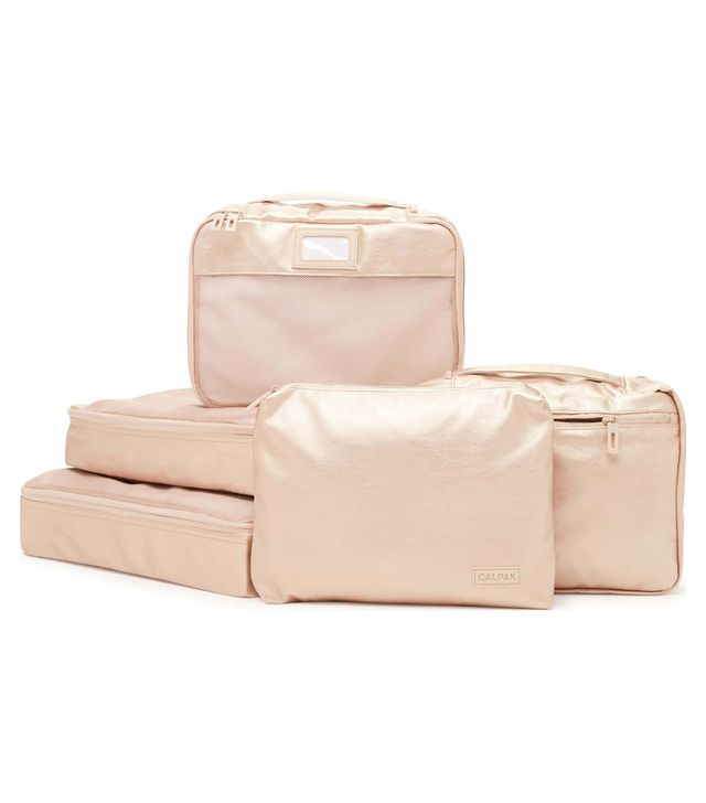 Calpak 5-Piece Packing Cube Set Easiest Places to Travel