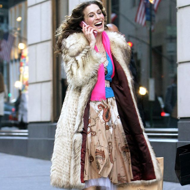 Carrie Bradshaw's Favourite Heels Sell 1.6 Times Faster Than Other Shoes