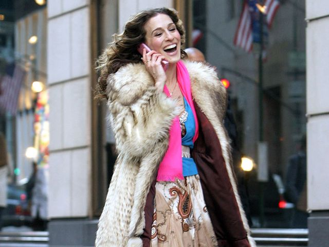 Carrie Bradshaw Sex and the City Shoes