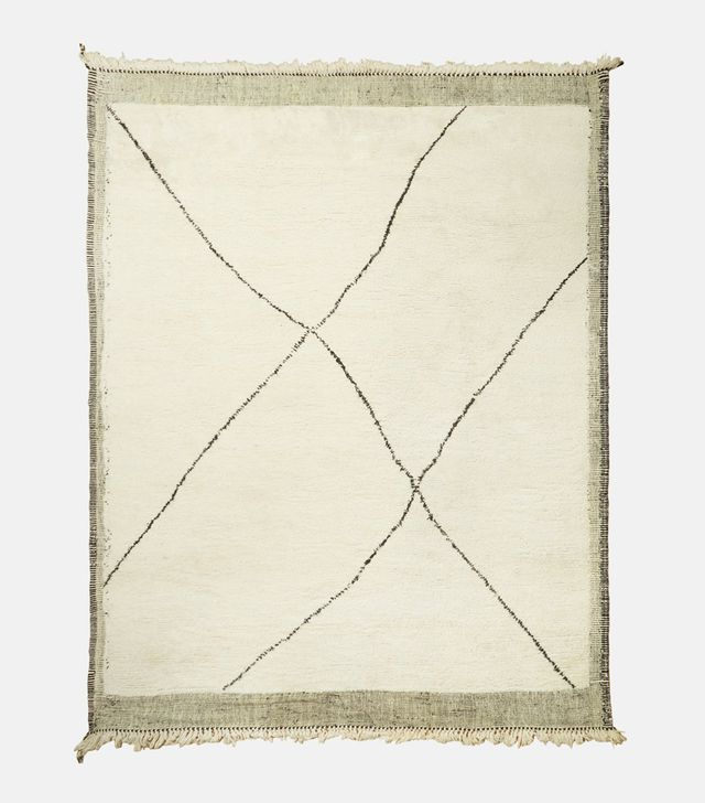 The Line Moroccan Modern Wool 8' x 10' Rug
