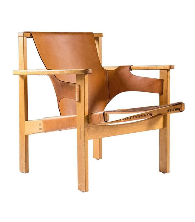 "Carl-Axel Acking for NK Scandinavian ""Trienna"" Easy Chair"