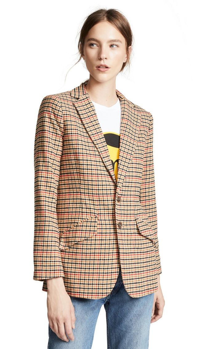 Current/Elliott The Date Night Blazer