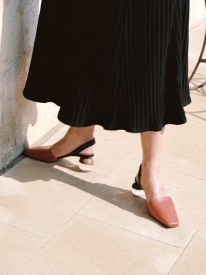 Prediction: The Epic '70s Shoe Trend We'll All Be Wearing in 2019