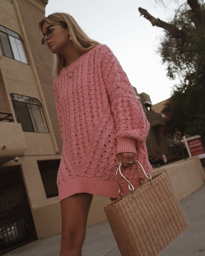 a5619ebd2e912 17 Oversize Sweaters to Lose Yourself In