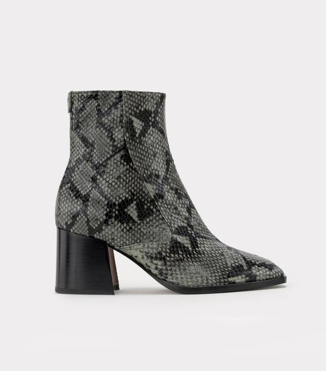 Labucq Jules Mineral Python Boots
